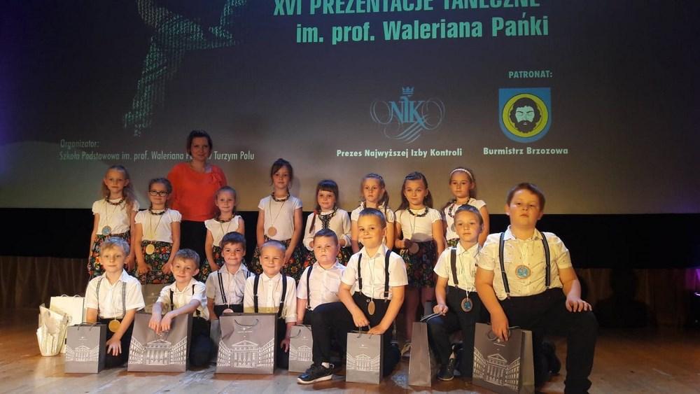 XVI Prezentacje Taneczne im.prof. Waleriana Pańki