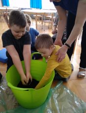 Świat przyrody wspomaga rozwój przedszkolaków